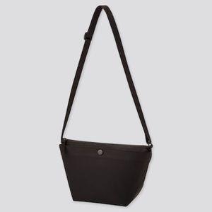 Uniqlo Unisex Nylon Mini Shoulder Bag